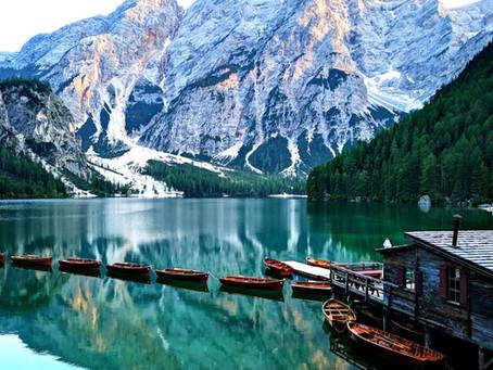 Südtirol - Zwischen Bergen, Seen und Apfelbäumen