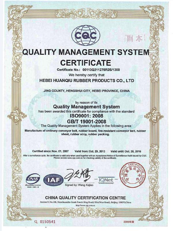 Certificatd