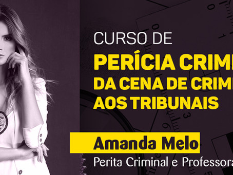 Curso de Perícia Criminal