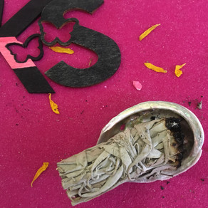 More about smudging