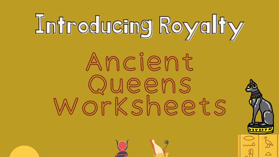 Queens worksheet(s)