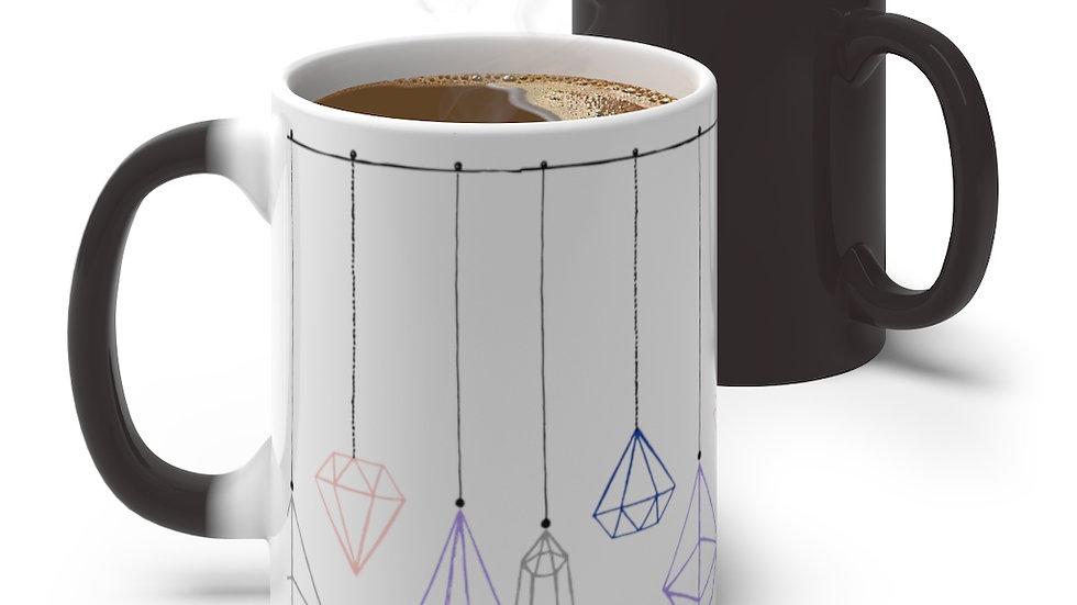 Crystals - Color Changing Mug