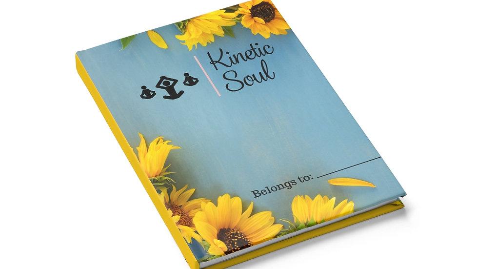 Sunflower Journal - w/ Lines
