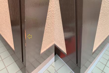 外壁化粧柱
