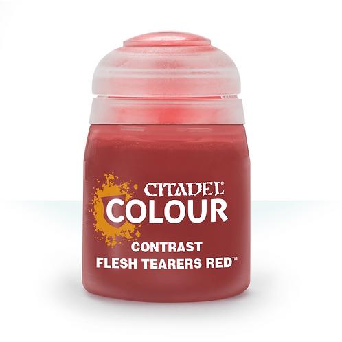 コントラスト:Flesh-Tearers-Red