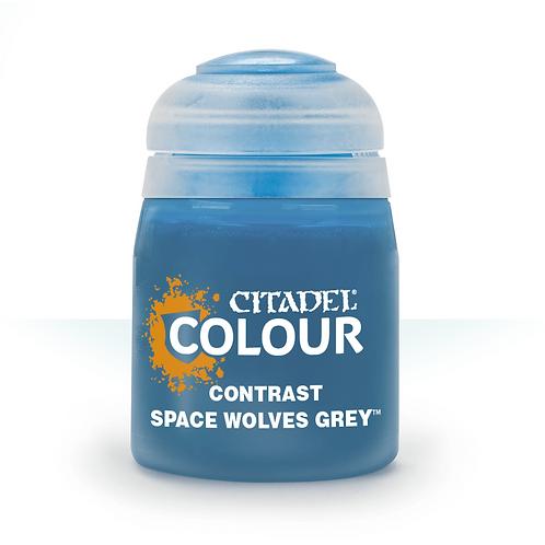 コントラスト: Space Wolves Grey