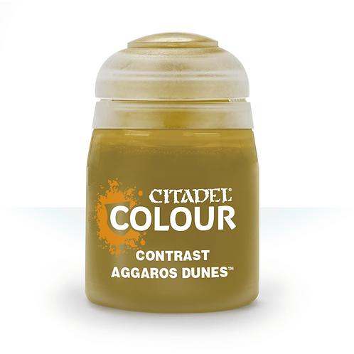 コントラスト: Aggaros Dunes