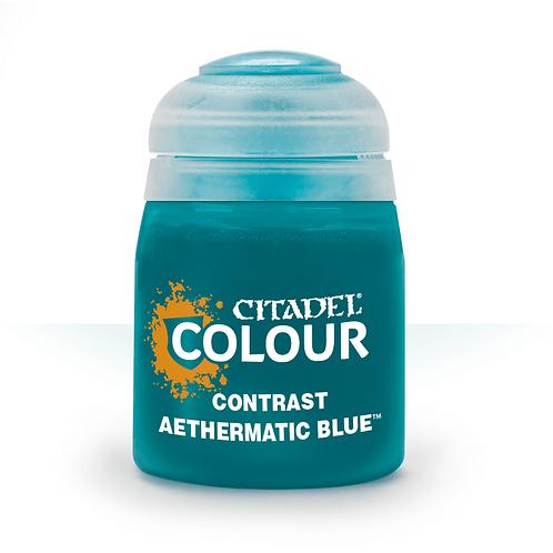 コントラスト: Aethermatic Blue