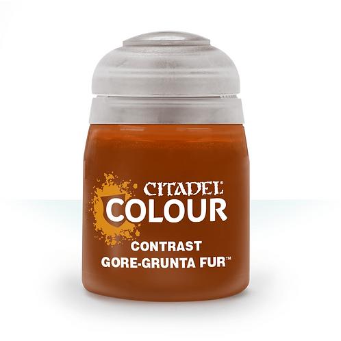 コントラスト:Gore-Grunta-Fur