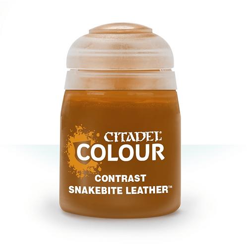 コントラスト: Snakebite Leather