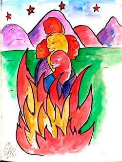 watercolor journal entries 82