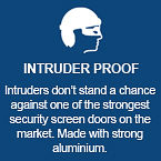 Intruder Proof | Features | Decoview Decorative Security Screens | Chalmers Security Installations