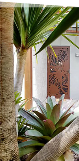 Decoview Laser Cut Security Screens | Chalmers Security Installations | Brisbane