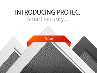 Introducing the latest product to CSI:  Prowler Proof Protec - Perforated Aluminium