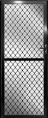 Mid-Rail-Door-Options-Diamond-Designs-Traditional-Welded-Grilles-Prowler-Proof-Authrsed-Dealer-Chalmers-Security-Installations-Brisbane-Screen-Installer