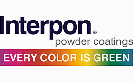 INTERPON | Powder Colour Coatings | Decoview | Chalmers Security Installations
