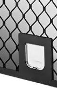 Hopper-Hatch-Petway-Pet-Doors-Window-Screen-Options-Diamond-Designs-Traditional-Welded-Grilles-Prowler-Proof-Authorised-Dealer-Chalmers-Security-Installations-Brisbane