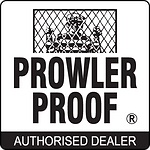 Prowler-Proof-Authorised-Dealer-Logo-Brisbane-Security-Screen-Chalmers-Security-Installations
