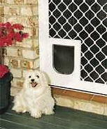 Small-Petway-Dog-Pet-Doors-Diamond-Security-Screen-Petway-and-Prowler-Proof-Authorised-Dealer-Chalmers-Security-Installations-Brisbane-Installer