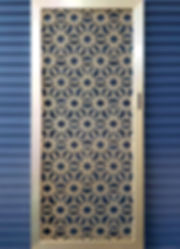 Osaka | DECOVIEW Security Doors | Decorative Laser Cut & Perforated Screens | Chalmers Security