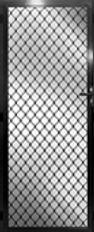 Hinge-Door-Type-Diamond-Designs-Traditional-Welded-Grilles-Prowler-Proof-Authrsed-Dealer-Chalmers-Security-Installations-Brisbane-Screen-Installer