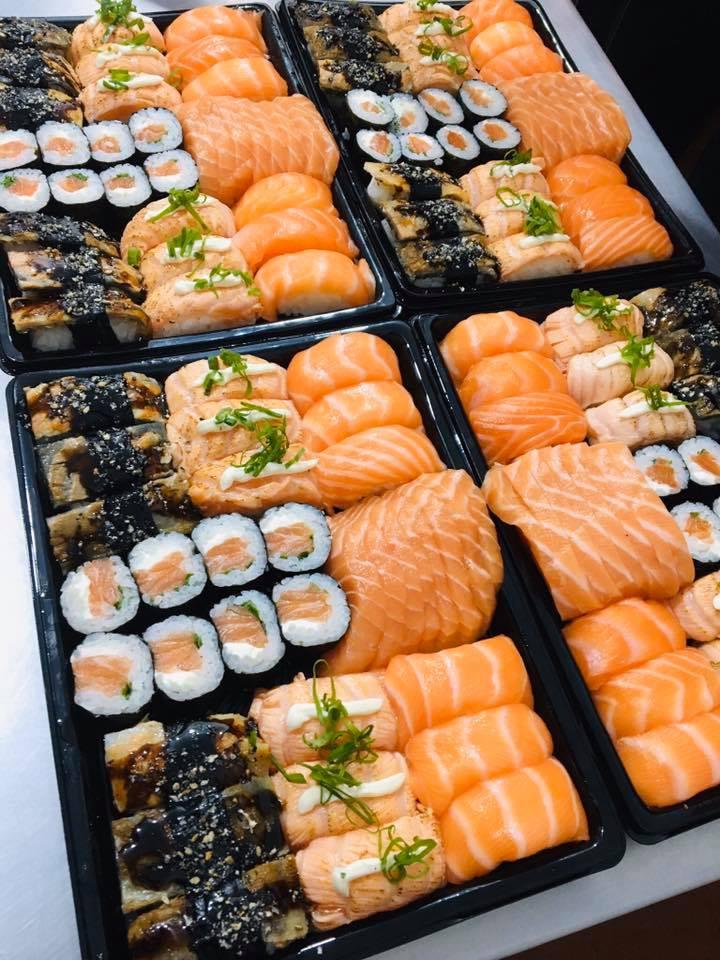 sushi esteio