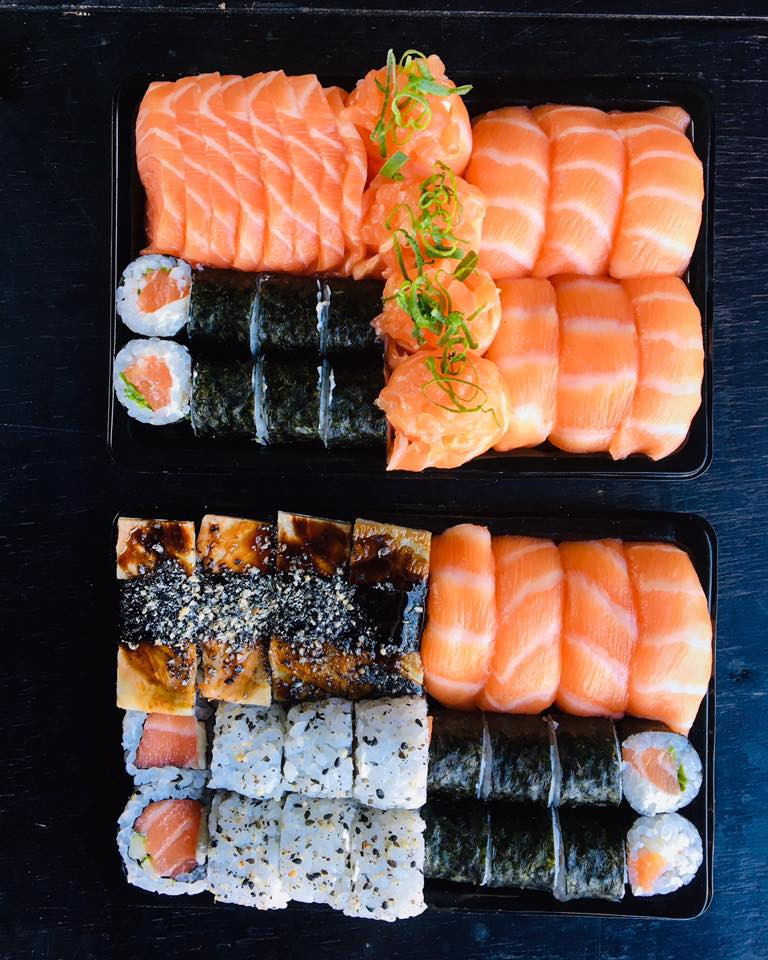Tele entrega sushi canoas