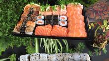 Tele Entrega Sushi Esteio, delivery sushi canoas