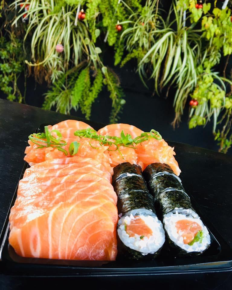 sushi sapucaia