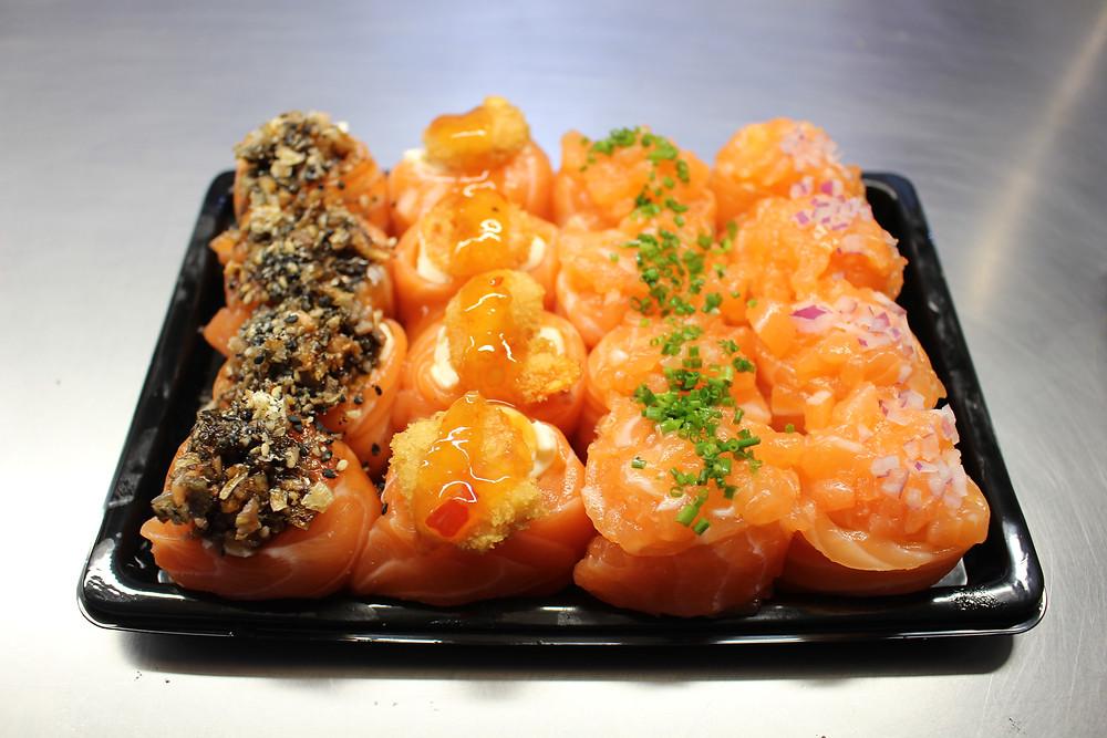 delivery sushi são leopoldo