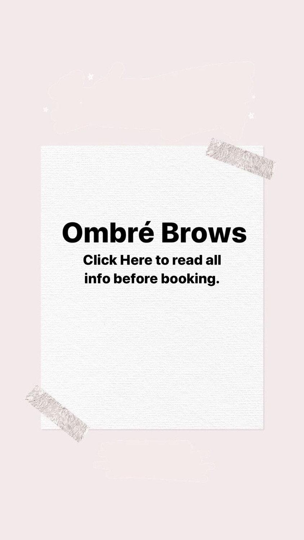 Ombré Brow