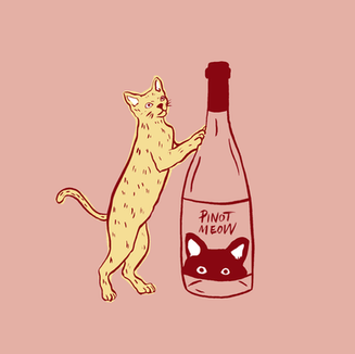 Pinot Meow