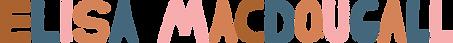 ELISA MACDOUGALL logo