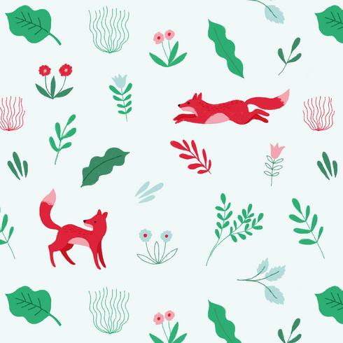 Fox & Leaf