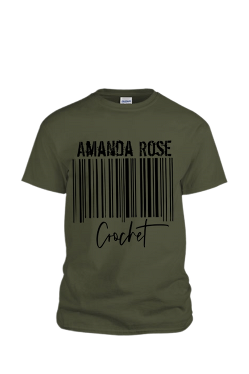 Amanda Rose Crochet T Shirts