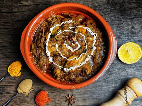 Saagwala Chicken   Chicken Spinach Curry