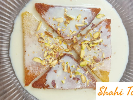 Shahi Tukda (Double Ka Meetha) Recipe