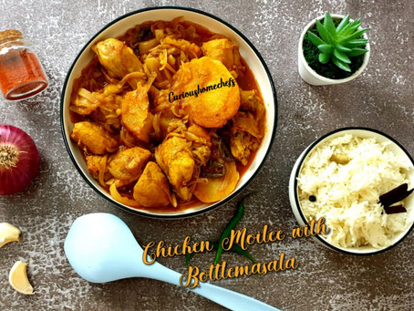 Easy East Indian Chicken Moile