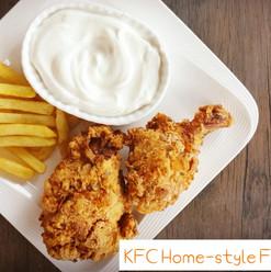 KFC Home style Fried Chicken