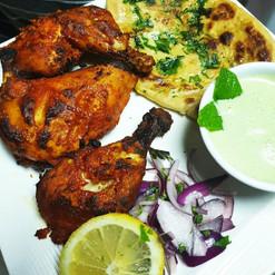 Spicy Chciken Tandoori