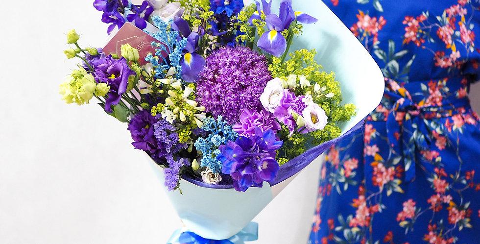"""Bouquet """"Summer evenings"""""""