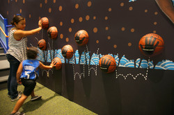 The Amway Center Kid's Zone