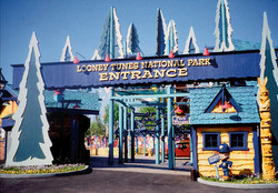 Looney Tunes National Park, Six Flags Great America