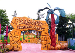 Bedrock National Forest, Six Flags Great America