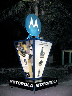 Motorola Display