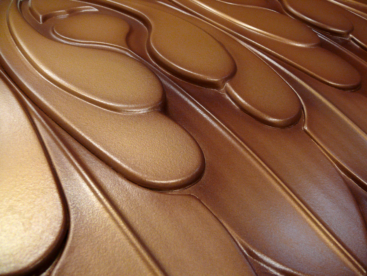 Custom Molding Reproductions for The Lyric Opera, Chicago