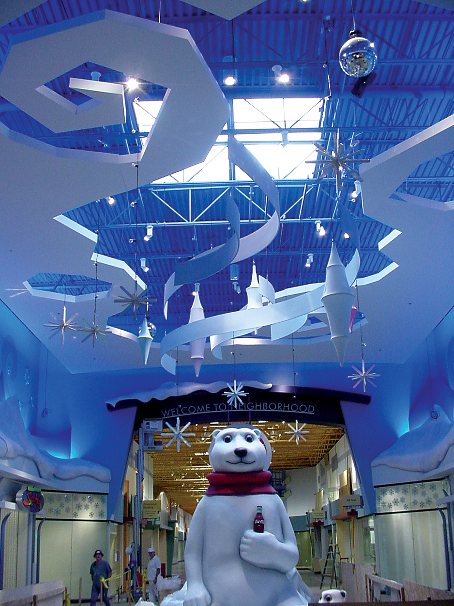 Colorado Mills Mall, Coca-Cola Court