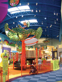 St. Louis Mills Mall, PBS Court