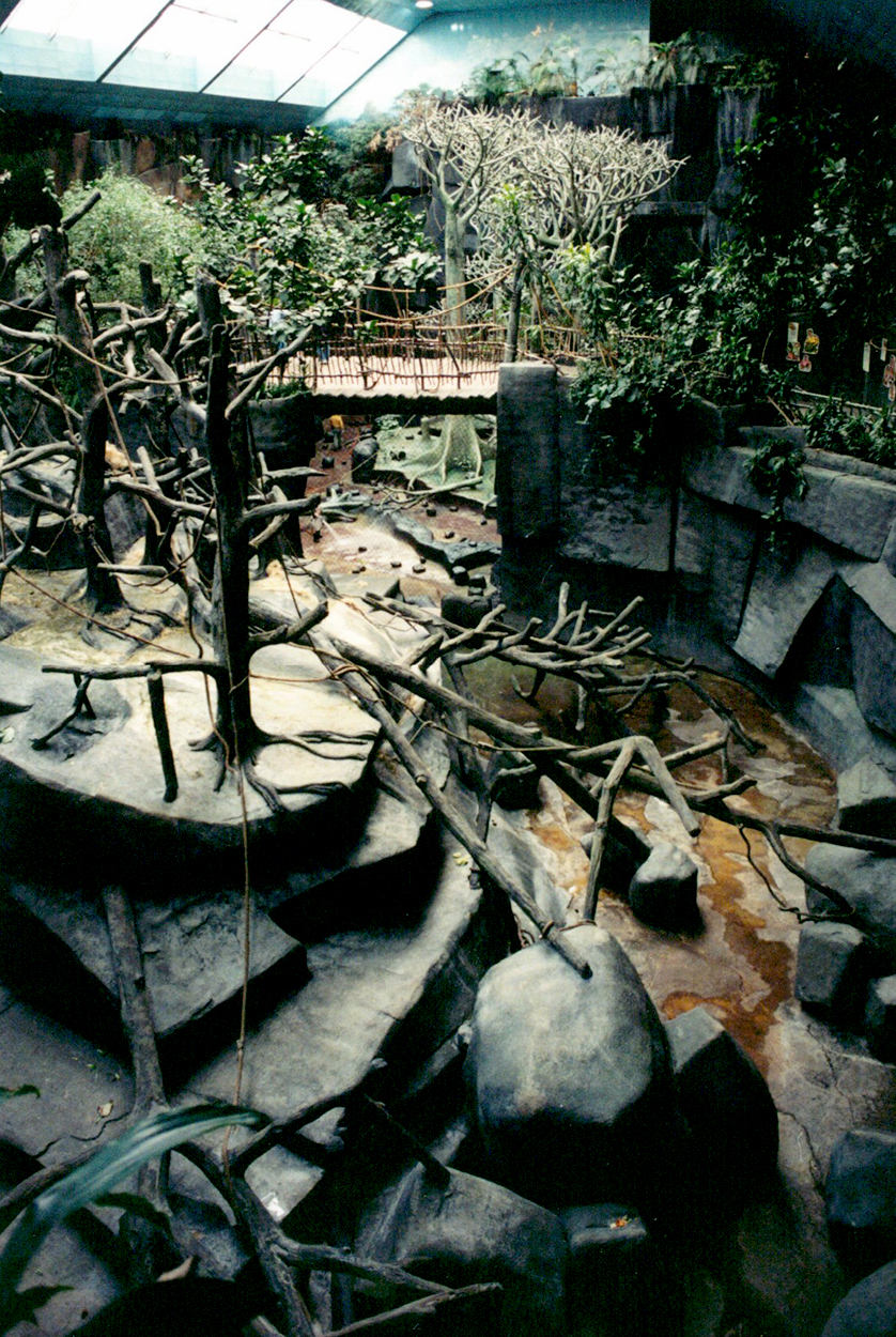Brookfield Zoo Primate House