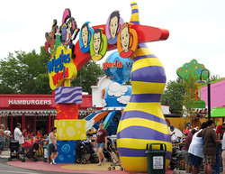 Wiggles World at Six Flags